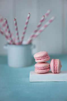 Macaroons. French and beautiful but made in Devon. | Mush & Co