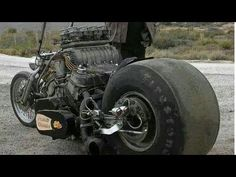Insane Motorcycles with Gigantic Engines This video is about the modified motorcycles with big engines. Car Wheels, Motorbikes, Antique Cars, Youtube, Vehicles, Motorcycles, Shotguns, Bicycle, Google