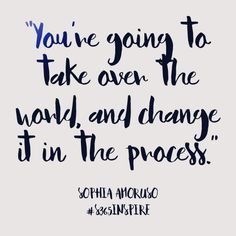 A little inspiration from #GIRLBOSS Sophia Amoruso.