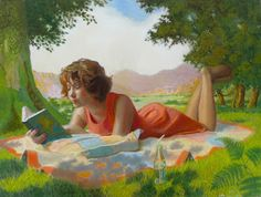 Reading and Art: George Hartley