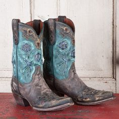 Dan Post Women's Vintage Bluebird Western Boots DP3544