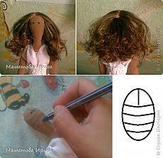 Мастер класс прическа для куклы | Страна Мастеров