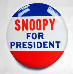 :: Snoopy for president ::