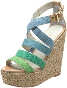 Nine West Braxton wedge sandal