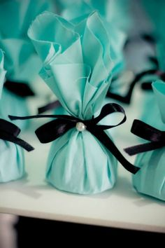 the turquoise house . X ღɱɧღ Tiffany Party, Tiffany Wedding, Tiffany Blue, Azul Tiffany, Wedding Art, Wedding Vows, Wedding Themes, Wedding Doorgift, Bachelorette Party Decorations