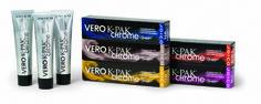 Joico Vero K-PAK Chrome Demi-Permanent Créme Color Group Shot.