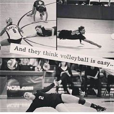 UMM lemme have a chat with you if you think volleyball is easy Volleyball Jokes, Volleyball Problems, Volleyball Motivation, Volleyball Workouts, Volleyball Drills, Volleyball Training, Volleyball Players, Beach Volleyball, Funny Volleyball Pictures
