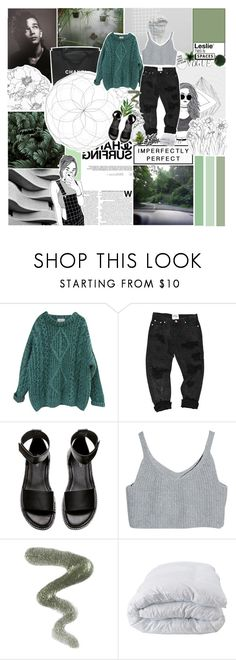 """""""Give me a clue"""" by lovelyfashion123 ❤ liked on Polyvore featuring ODD FUTURE, Chanel, Essentiel, Color Me, H&M, Topshop, Soft-Tex and Coccinelle"""