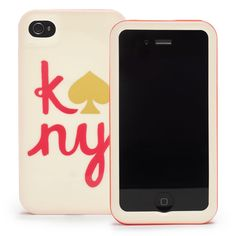 This phone case is so cute it makes your phone count as an accessory :)