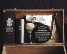 Fancy - Old Fashioned Shaving Cream by Triumph & Disaster