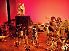 The Lion King is an outstanding creative and emotional musical show.