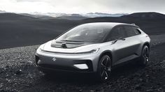Faraday Future's FF 91, World's Fastest Car In Production And Tesla-killer, Unveiled  #news