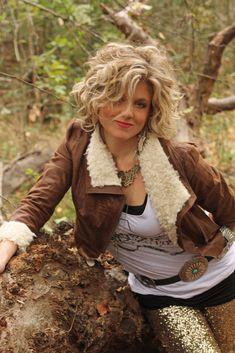 SHearling BOmber jacket | gypsyville