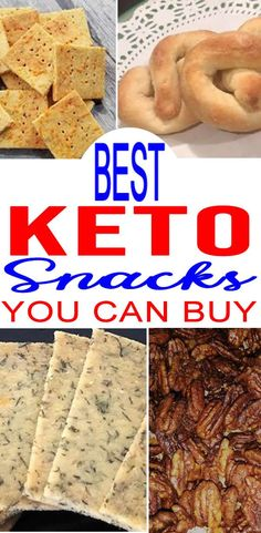 Are you looking for keto snacks you can buy? I have you covered – AMAZING keto snacks you WILL NOT want to pass up! No need to spend hours in the kitchen baking and cooking when you can pick up some tasty and delicious keto snacks. Keto Snacks To Buy, Best Low Carb Snacks, Good Keto Snacks, Healthy Filling Snacks, Diet Snacks, Low Carb Diet, Easy Vegetarian Lunch, Diet Plan Menu, Diet Plans