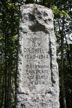 Tombstone found at Coldwell Bay.a deserted village on Lake Superior Rainbow Falls, Lake Superior, Beautiful Paintings, Cemetery, National Parks, State Parks