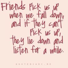 Quotes like this make me think of my BFF Tiffany. Cute Quotes, Great Quotes, Quotes To Live By, Funny Quotes, Inspirational Quotes, Meaningful Quotes, Motivational, The Words, Cool Words