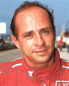 Roberto Moreno – winner of the 1981, 1983 and 1984 Australian Grands Prix.