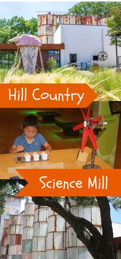 If you're looking for unique family fun in South or Central Texas, check out the Science Mill in Johnson City. It's an easy drive from San Antonio or Austin and SO worth the trip! |family fun|texas|texas travel ideas|STEM|science|kids activities|San Antonio|Austin|Johnson City| @sciencemill