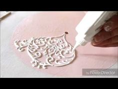 Crafts For Girls Hobbies And Crafts Custom Stencils Craft Ideas Craft Projects Plaster Of Paris Goldwork Diy Plaster Painted Walls - DiyForYou Diy Plaster, Plaster Paint, Plaster Crafts, Crafts For Girls, Hobbies And Crafts, Arts And Crafts, Plaster Sculpture, Sculpture Painting, Paris Crafts