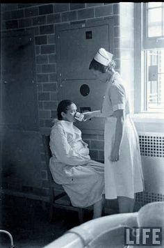 Psychiatric ward: