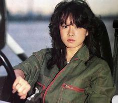 Asian Woman, Asian Girl, Pretty Girls, Cute Girls, 1980s Fashion Trends, Asian Photography, Hair Again, Japan Fashion, Yamaguchi