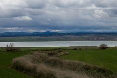 #paisajes Laguna de Gallocanta, Teruel. Blog: Viajando por tierras aragonesas