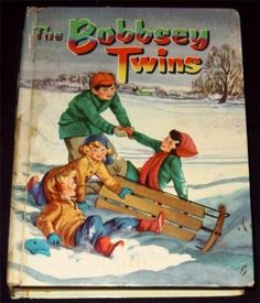 Even when the Twins stayed at home, they had the best adventures. And they NEVER fought!