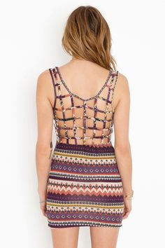 @Brittney Lynch @Rachel Dolphin  I thought you'd both like the back of this dress