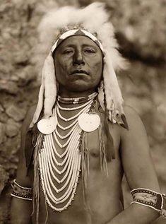 Proud Crow Warrior