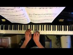 Piano Mix 1 No.9 Trad Swiss arr Bullard In the Alps (P.12) - YouTube