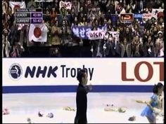 NHK Trophy 2013 SP Daisuke TAKAHASHI 「 Violin Sonatina」