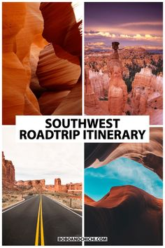 5 Day Southwest Roadtrip through Northern Arizona and Utah Slot Canyon, Bryce Canyon, The Wave Arizona, Arizona National Parks, Grand Teton National Park, The Journey, The Road, Arizona Road Trip, Arizona Travel