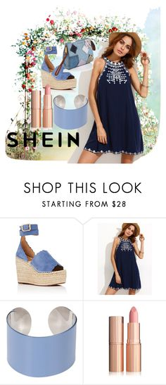 """""""SHEIN"""" by meri55 ❤ liked on Polyvore featuring Chloé, Maison Margiela and Marc Jacobs"""