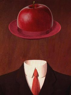 Rene Magritte Personal Values | Ceci n'est pas une Magritte - Taringa!