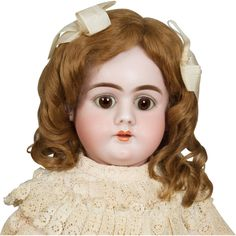Handwerck 99 Child Doll - 21.5 Inch
