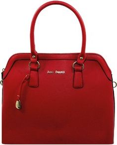 BS5614 - Bolsa Grande Luxo Alice Palucci - VERMELHO