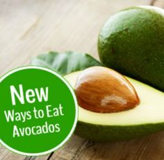 New Recipes for Avocado Lovers!!! | via @SparkPeople #food #healthy