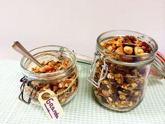 gezonde cranberry granola - makkelijk zelf te maken recept made by ellen