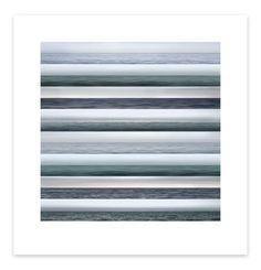 Gary Mankus: Blue Seascapes