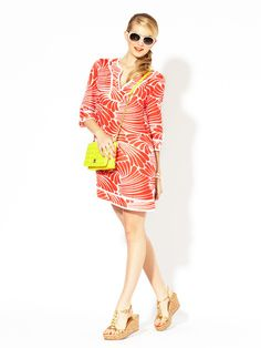 Fingers Gwen Tunic by kate spade new york on Gilt