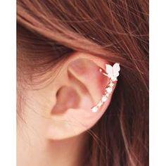 Butterfly Ear Cuff from #YesStyle <3 kitsch island YesStyle.com