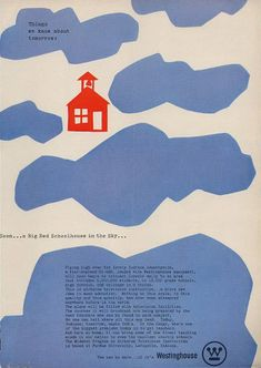 Paul Rand ad for westinghouse