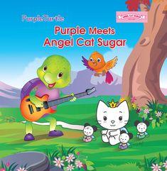 Purple Turtle, Good Morals, Learn To Read, Children's Books, Pikachu, Hello Kitty, Family Guy, Entertainment, Adventure