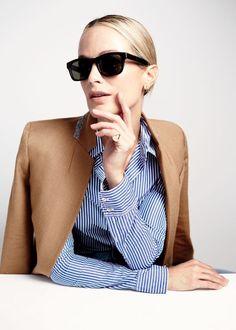 Introducing J.Crew women's Irving sunglasses.