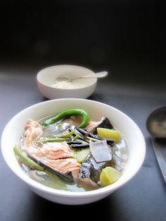 Salmon Head Sinigang sa Bayabas