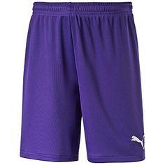 Puma Sportbekleidung Shorts Velize Shorts W/O Innerslip 0701945-10-K Team Violet 164 - http://uhr.haus/puma-6/164-puma-kinder-hose-velize-shorts-without-16