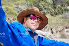 Self Portrait of a Man in Rural Lifestyle royalty-free stock photo Interracial Marriage, Image Now, Cowboy Hats, Royalty Free Stock Photos, Lifestyle, Portrait, Fashion, Moda, Headshot Photography
