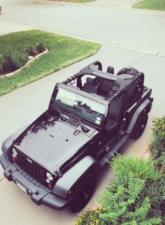 i think I actually am getting a jeep rubicon or something -Grace