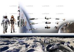 La reconquète de la lune - Science & Vie 3