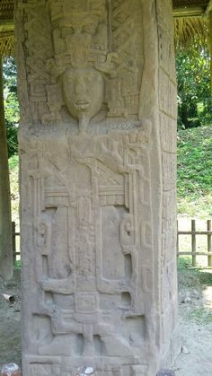 Maya temples - Guatemala (Quirigua)